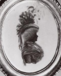 Portret van Arnoldina Johanna van Kesteren (1757-1829)