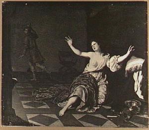 Jozef en de vrouw van Potifar (Genesis 39:40)