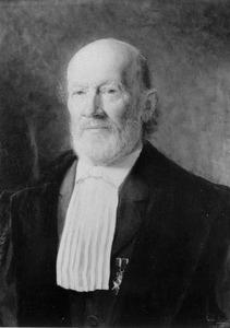 Portret van Jan de Louter (1847-1932)