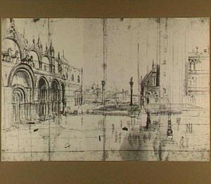 Venetië, de Piazzetta