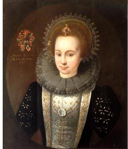 Portret van Lisck van Eysinga (?-1624)