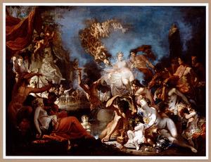 Het Gouden tijdperk: Bacchanaal