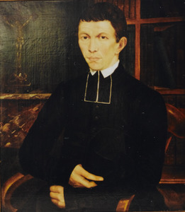 Portret van Petrus Johannes Holthuysen (1809-1853)