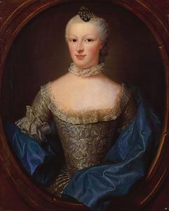 Portret van Margaretha Cornelia van de Poll (1726-1798)