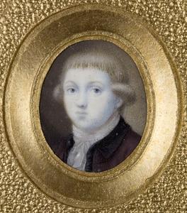 Portret van een jongen, mogelijk Johannes Marinkel (1770-1781)