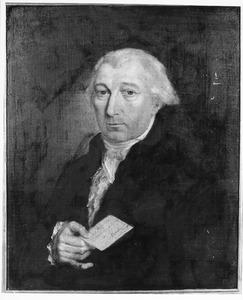 Portret van Leo van Aken (1750-1817)