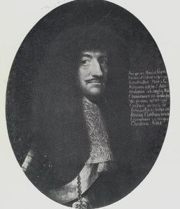 Portret van Ebbe Ulfeldt (1616-1682)