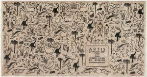 Omslag voor 'Artis Zwart op Wit'