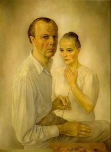 Zelfportret met Melitta