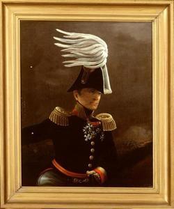Portret van Jean Victor baron de Constant Rebecque (1773-1850)