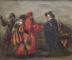 De erkenning van de Republiek door de Republiek Venetië