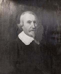 Portret van Laes van Glins