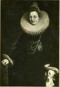 Portret van de Infanta Isabella (1566-1633)