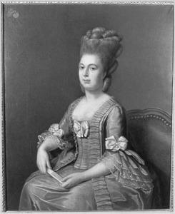 Portret van Henriette Beatrix Brantsen (1735-1815)