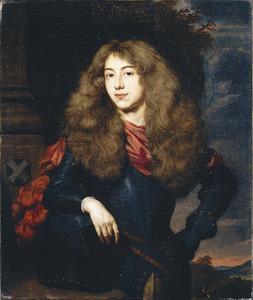 Portret van Joseph Hieronymus Hoeufft (1657-1700)