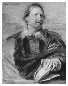 Portret van Jan Caspar Gevartius (1593-1666)