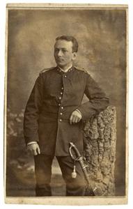 Portret van Herman van Thiel (1852-1911)