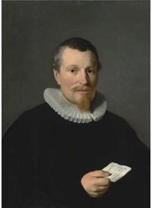Portret van waarschijnlijk Jan Bruijn (1601/1602- )