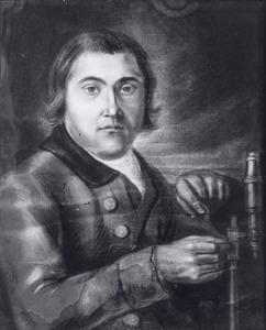 Portret van Hendrik Groenendaal (1766-1821)