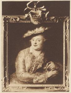 Portret van Johannes Casparus Bergsma (1746-1793)