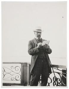 Portret van Jan Toorop
