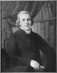Portret van pastoor Cornelis Franciscus Wolters (1778-1835)