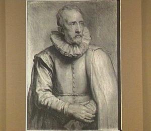Portret van Cornelius van der Geest (1577-1638)