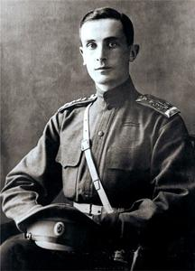 Portretfoto van Prins Felix Felixovich Yusupov (1887-1967)