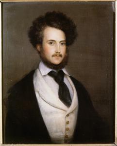 Portret van Vincent Gildemeester van Tuyll van Serooskerken (1812-1860)