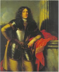 Portret van Erik Dahlberg (1625-1703)