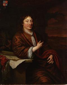 Portret van Gerard Hulft ( -1656)
