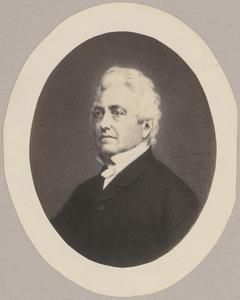 Portret van Jan Lodewijk Gregory Pierson (1806-1873)