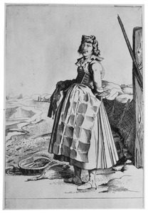 Vissersvrouw