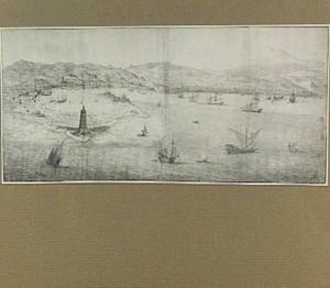 Golf van Messina, gezien vanuit het oosten