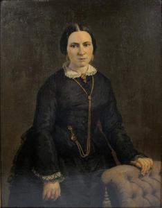 Portret van Catharina Margaretha Kegler (?-?)