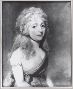 Portret van Batseba (Jahel) da Costa (1754-?)