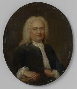 Portret van een man, mogelijk een lid van de familie Klinkhamer