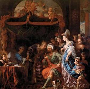 Antiochus en Stratonike
