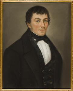 Portret van Warnier