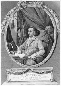 Portret van Anne Jeltema (1727-1804)
