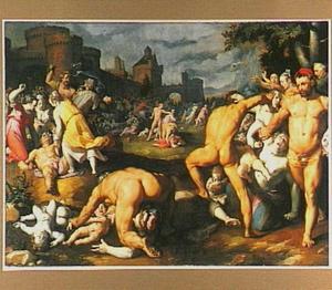 De kindermoord te Betlehem (Mattheus 2:16-18)