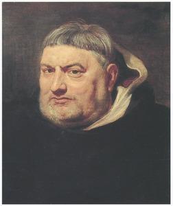 Portret van een onbekende Dominicaner broeder