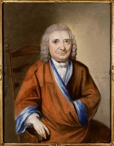 Portret van Abel Mathurin Moliere (1709-1787)