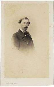 Portret van Jan Hugo Gevers (1829-1891)