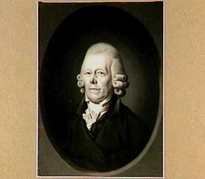 Portret van Jacobus de Puyt op 68-jarige leeftijd