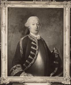 Portret van Joost Peter Thomassen a Thuessink (1732-1783)