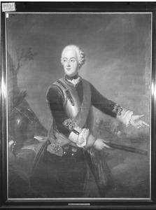 Portret van August Wilhelm van Pruisen (1722-1758)
