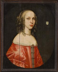 Portret van Catharina Sibylla Schimmelpenninck van der Oye (1629-1686)