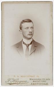 Portret van dr. Cornelis Willem Johan Westerman (1867-1925)