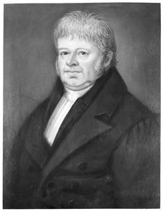 Portret van Willem Albert van Lidth de Jeude (1779-1851)